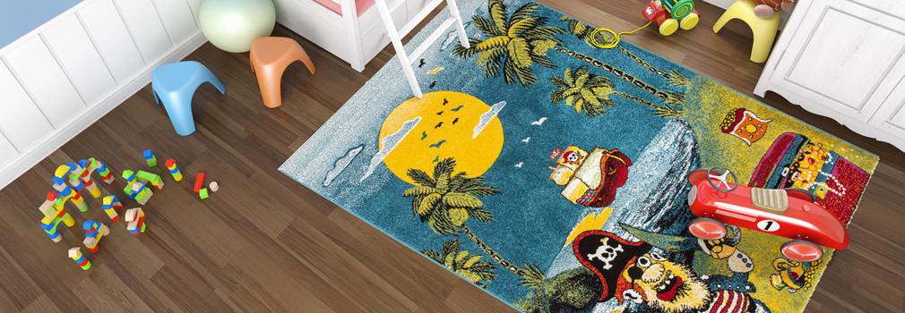Teppiche für Jungen