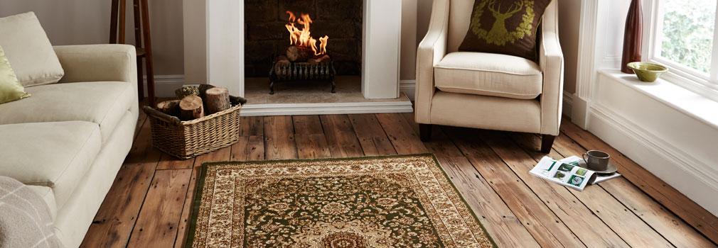 Orientalische klassische Teppiche