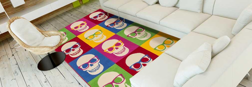 Teppiche für Jugend