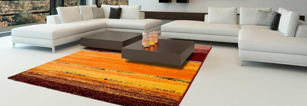 Teppiche mit Streifen
